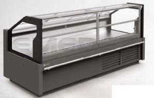 Vitrina frigorifica orizontala pentru carmangerie 200x114x122cm