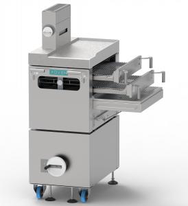Cuptor Cărbuni X-Oven Burger Machine