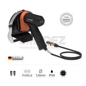 Cutit Kebab Electric 120mm iCut3 Master 200 kg/zi - IP64 - Made In Germany