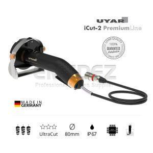 Cutit Kebab Electric 80mm iCut2 Premium  200 kg/zi - IP67  - Made In Germany