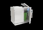Cos de gunoi refrigerat modular 174x98x128
