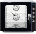 Cuptor cu convectie electric 6 tavi gn 1/1 control electromecanic