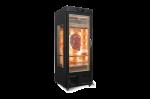 Frigider vertical 1 usa cu sare de Himalaya pentru maturare carne-DRY AGE