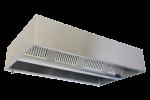 Hota Inox Centrala Cu filtre fara motor 280x220x40cm
