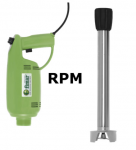 Blender/Mixer de mana profesional cu lungime brat 40cm si viteza variabila FIMAR FX-42