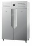 Congelator profesional vertical inox cu 2 usi AVANTIS LINE 1400litri 135.8x87.5x211.9cm
