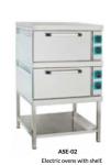 Cuptor profesional static electric cu 2 compartimente, 84x84x148cm