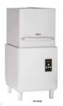 Masina de spalat vase profesionala cu capota TECH-LINE, 65 cosuri/h,cos 50x50cm,pompa evacuare si dispenser detergent inclus 67.5x67.5x142cm