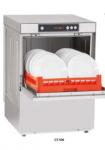Masina de spalat vase profesionala TECH-LINE cos 50x50cm,pompa clatire,dispenser detergent si dispenser solutie clatire incluse