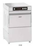 Masina profesionala pentru spalat pahare TECH-LINE cos 35x35cm, pompa evacuare si dispenser detergent incluse