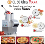 Robot Coupe CL50 ULTRA pizza