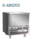 Abatitor Blast chiller 3 tavi gn 1/1 Monofazat 80x81.5x94.5cm FORCAR