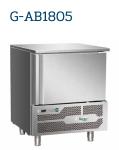 Abatitor Blast chiller 5 tavi gn 1/1 Monofazat 80x81.5x101.5cm FORCAR