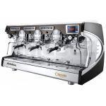 Masina traditionala de Cafea Espresso Automata Cu 3 Grupuri Control Electronic model SABRINA ASTORIA