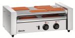 Aparat pentru încălzit hot-dog (hot-dog roller) cu 2 nivele, 0.59kw 230V, 60x32x23cm