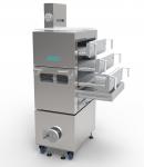 Cuptor Carbuni X-Oven X3 cu 3 sertare