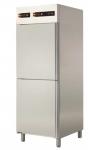 Dulap vertical dual frigider - congelator combi  2x 350 litri 69.3x82.6x200.8cm