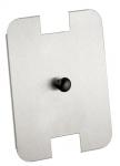 Friteusa electrica de banc cu 1 cuva 4lt,  2kw-230V , 21.7x56.5x31cm