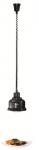 Lampa Infrarosu pentru păstrare mâncare la cald cu pendul, culoare argintiu IWL250D SW