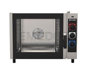 Cuptor Gastronomic Combi Electric Abur direct, 10 tavi 1/1 GN, 86x70x94cm